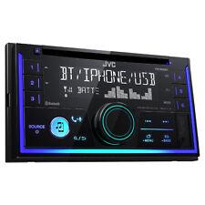 JVC 2-DIN CD/BLUETOOTH Autoradio/Radio-Set für KIA Sorento JC & Sportage JE