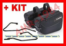 SIDE PANNIERS SOFT LH202 + FRAME TE4114 KAWASAKI VERSYS 650 FROM 2015 > +SET