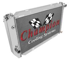 1973 1974 1975 1976 1977 1978 1979 Lincoln Mark IV  RC Champion 3 Row Radiator