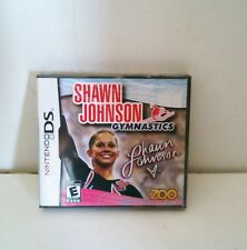Shawn Johnson NINTENDO DS Lite Dsi XL 3DS 2DS NUOVO SIGILLATO