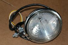 New Mini Headlight Spot Light Custom Harley Panhead Shovelhead Chopper (U-1890)