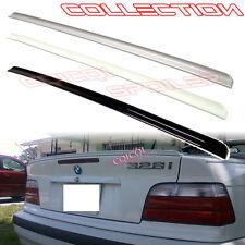 Unpainted BMW 1992~1998 E36 3-series Convertible Trunk Lip Spoiler ◎
