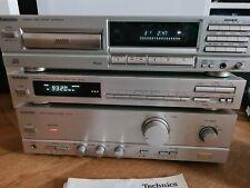 Technics Stereoanlage SU-610 STEREO AMPLIFIER / VERSTÄRKER Hifi CD Tuner