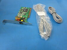 Nortel DM2111017 FAC INS ADSL ANXB ROC PCI CARD WITH 2 RJ11 CABLES