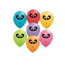 Space Oval Party Balloons & Decorations