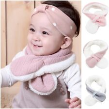 Winter Baby Scarf Neckerchief Fashion Comfortable Accessories Cotton Neck Scarf