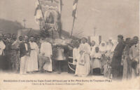 Bell benediction at Cape Coast Ghana by Pere Gumy de Treyvaux 1900s