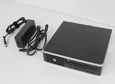 HP Elite 8200 Ultra-Slim Desktop Intel G850 2.9GHz 4GB RAM 250GB HDD Win 7 Pro