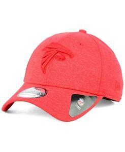 Atlanta Falcons NFL New Era Tonal Heat 39THIRTY Stretch Fitted Cap Hat Lid Men's