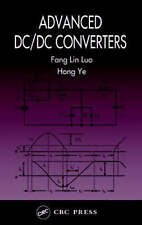 NEW Advanced DC/DC Converters (Power Electronics and Applications Series)
