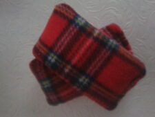 Multi Unscented Hand Warmers Microwave Wheat Bags Valentines Day Red Tartan