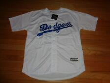 Dodgers Corey Seager White Home Jersey Majestic MLB -- Size Large