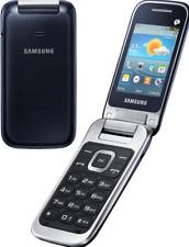 Samsung GT-C3590 Black Unlocked 3G Free shipping