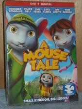 A Mouses Tale [Rodencia y el Diente de la Princesa (DVD, 2015)  Drake Bell