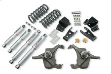 "Belltech Lowering Kit 5""F/4'R w/ SP Shocks 75-91 C30 CREW CAB DUALLY"