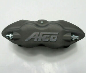 AFCO Brake Caliper F33 Forged Aluminum Caliper 1.75 Bore for 1.25 Rotor Race NEW