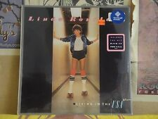 LINDA RONSTADT, LIVING IN THE USA - SEALED LP 6E-155
