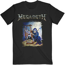 MEGADETH Countdown To Extinction Hourglass T-SHIRT OFFICIAL MERCHANDISE