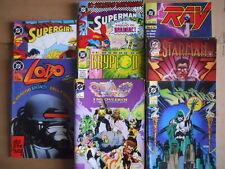 Collezione DC COLLECTION 1-18 completa Play Press Superman Lo Spettro [G452]