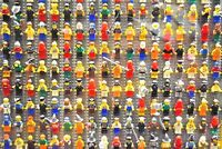☀️NEW LEGO Lot of 10x RANDOM mix of Minifigures Bulk Lot Starwars Ninjago City