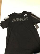 Nwt Nike Golf Drifit  Washington Huskies T Shirt Mens Size XL Dawgs Black