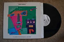 Andy Narell Light In Your Eyes Jazz Record lp NM
