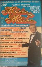 Deutsche Musikkassetten aus Deutschland mit Sampler