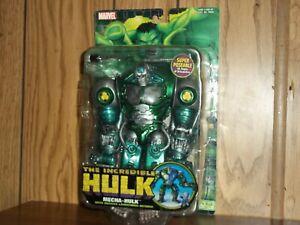ToyBiz Incredible Hulk Classics Mecha-Hulk action figure MOC/MIP sealed 2004