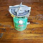 Coleman Peak One Model 586 Lightweight Backpacking Portable Stove  photo