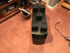 Bose Entertainment Center-Acoustimass 6-5 speakers  and Subwoofer.