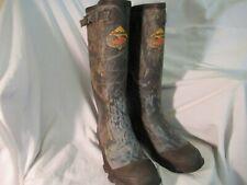 LaCrosse Diamond Back  Mens Size 8 Fiberglass Tall Waterproof boots Camo