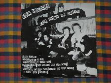 Sex Pistols Last show on Earth Sid Vicious Drugs Kill LP-Slavati/lavato