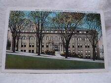 MADISON WI University of Wisconsin College of Engineering early 1900's Postcard