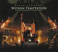 WITHIN TEMPTATION-BLACK SYMPHONY CD NEW