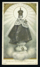 santino-holy card*ediz. NB n.3-124 GESU' BAMBINO DI PRAGA