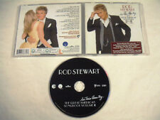ROD STEWART  As Time Goes By  CD