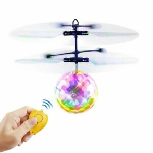 Flying Ball, Kids Toys Remote Control Helicopter Mini Drone Magic RC Flying Toys