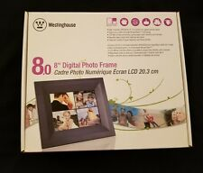 Westinghouse Electric 8-Inch LCD Digital Photo Frame BRAND NEW