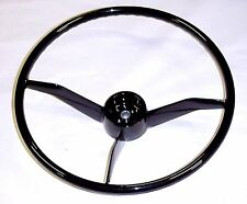 1957 1958 1959 Black Steering Wheel Chevrolet Chevy Pickup Truck
