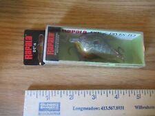 RAPALA DT-6 CRANKBAIT PSL PUMPKINSEED FISHING  LURE