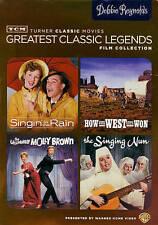 TCM GREATEST CLASSIC LEGENDS FILM COLLECTION DEBBIE REYNOLDS NEW DVD