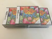 Bust-A-Move DS (Nintendo DS, 2005) DS NEW