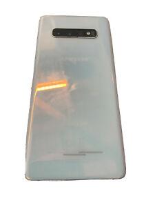 Samsung Galaxy S10+ SM-G975 - 128GB - Prism Blue (Unlocked) (Dual SIM)