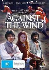 Against The Wind (DVD 4-Disc Set) Jon English [All Regions] NEW/SEALED
