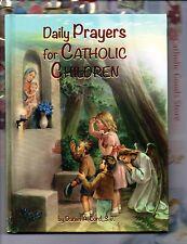 Daily Prayers for Catholic Children -  Children NEW Hard Cover