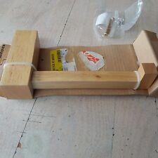 Dérouleur , porte papier toilette en bois