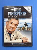 Dog Whisperer with Cesar Millan (DVD, 2006) Full Screen - New Sealed