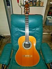 Ovation Classical Guitar Nylon String 1116 - With Hard Case - Mint Condition