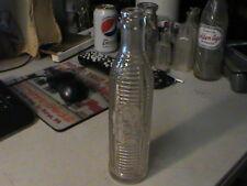 Vintage 1920 Orange Crush Glass Soda 7 Oz. Bottle ~ St. Marys PA