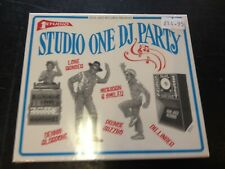 STUDIO ONE DJ PARTY CD NEW MINT SEALED 2019